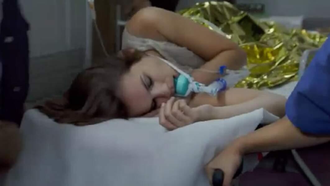 Septembre : Maud, la copine de Djawad, fait une overdose