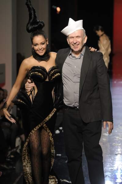 Nabilla et Jean-Paul Gaultier sont trop potes, c'est sûr !
