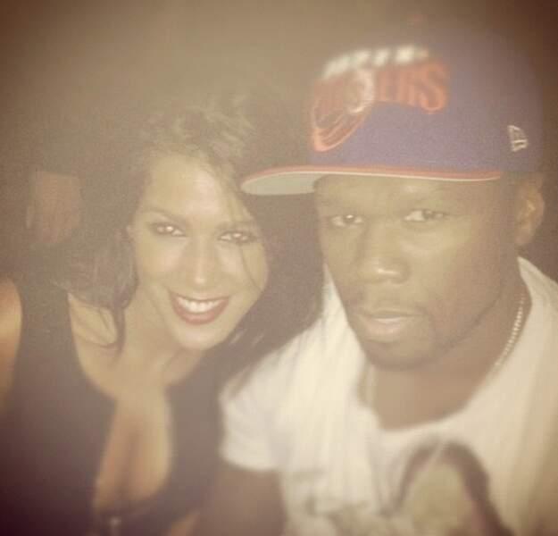 ... ou encore le rappeur 50 Cent !