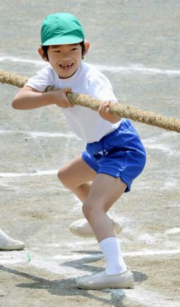 Japon : Hisahito, 7 ans, un futur souverain isolé au Pays du Soleil Levant
