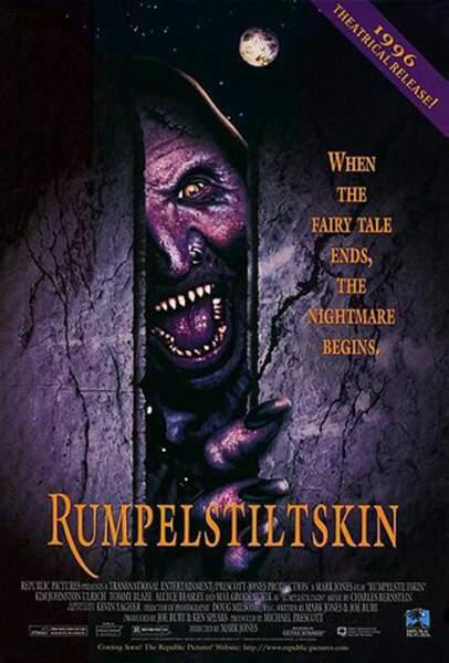 Rumpelstiltskin : pas le choix, c'est le nom d'un personnage légendaire