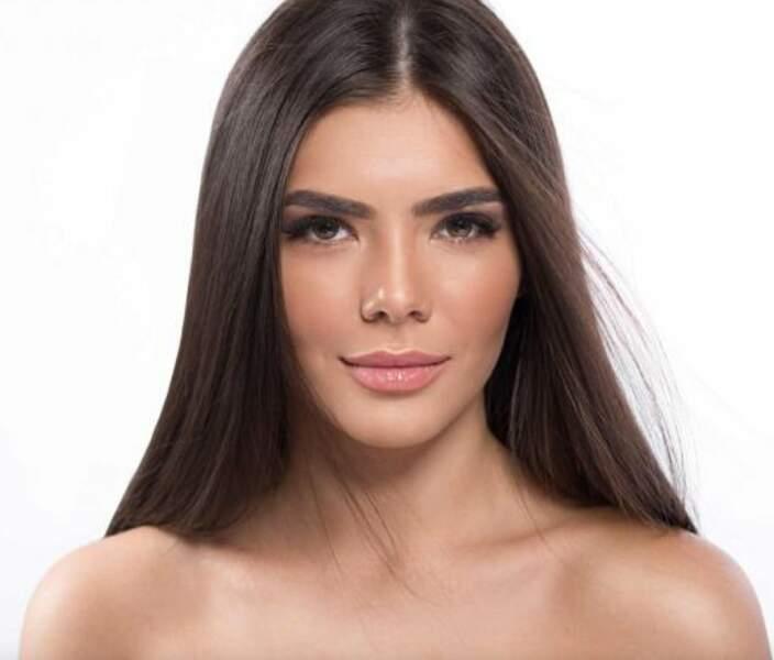 Miss Moldavie, Daniela MARIN