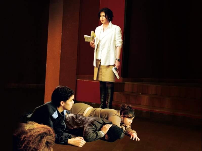 Isabelle Adjani obtient, de nouveau, le César de la meilleure actrice grâce à La journée de la jupe (2009)