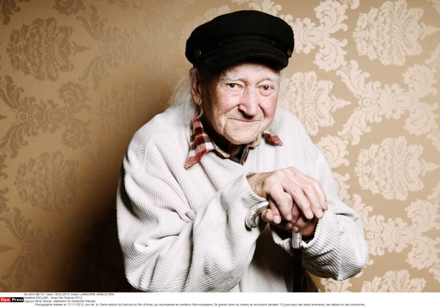 Le cinéaste René Vautier est décédé à l'âge de 86 ans.