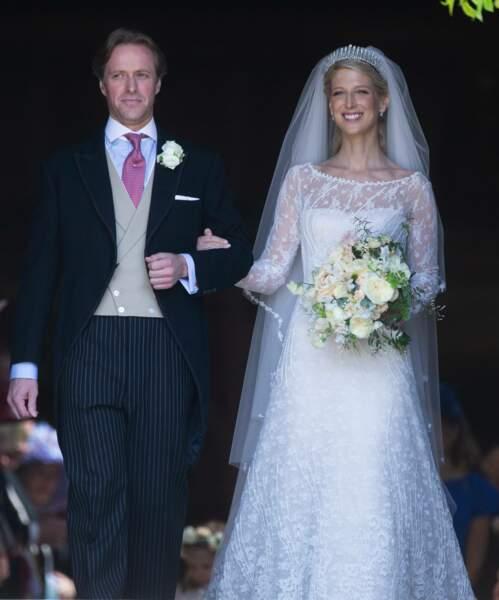 Nouveau mariage royal à Windsor, un an après le royal wedding de Meghan et Harry