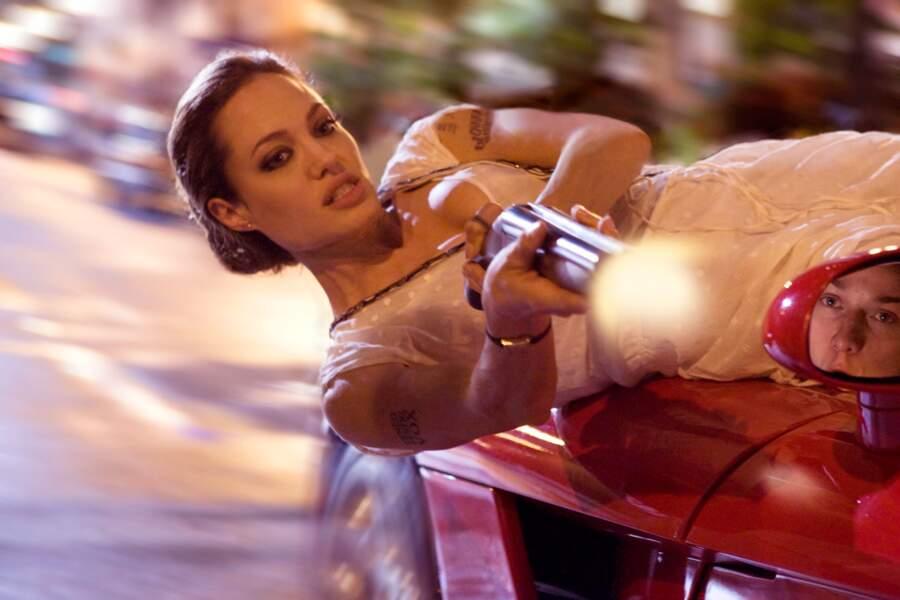 Diablement efficace dans Wanted : choisis ton destin (2008)