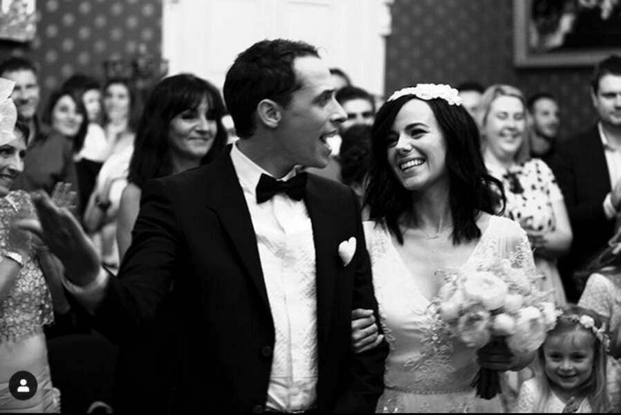 Le couple s'est marié en juin 2016
