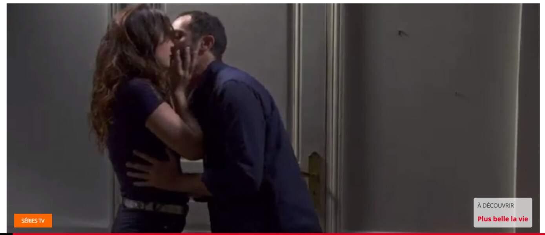 Octobre : Francesco trompe Barbara avec Mélanie