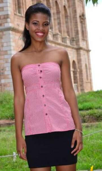 Miss Madagascar, Rodriguez Samantha TODIVELOU