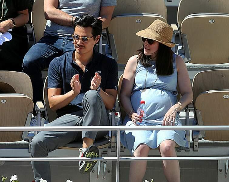 Frédéric Chau et sa compagne attendent leur deuxième enfant