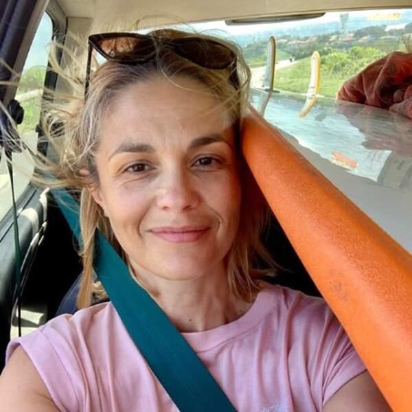 Planche qui prend de la place dans une voiture, n'est-ce pas Barbara Schulz ?
