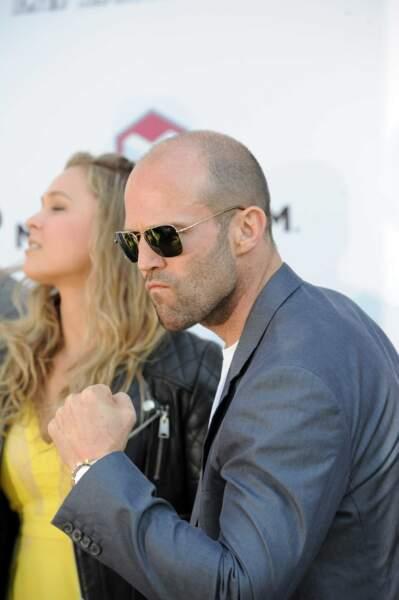 Et Jason Statham, il ne faut pas le chercher ! C'est clair ?