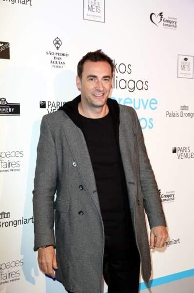 Ont également assisté à ce vernissage : le comédien Arnaud Gidoin