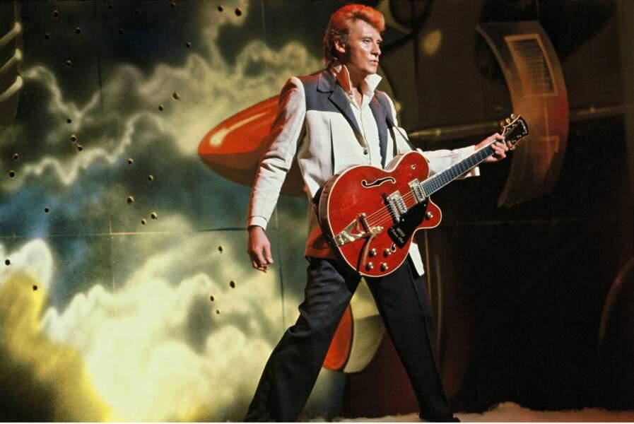 1976 : Un petit air d'Elvis, non ?