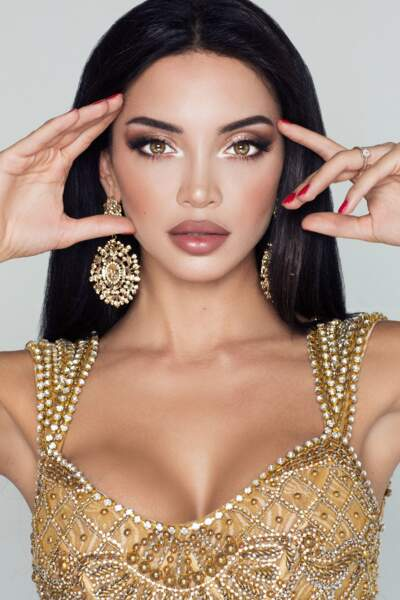 Eliza Muradyan, Miss Arménie
