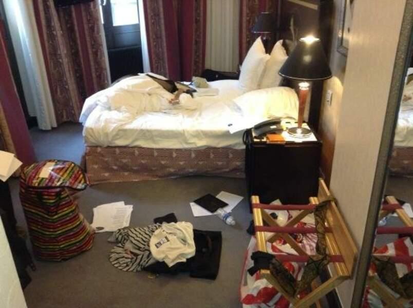Nouvelle Star - leçon 3 : range ta chambre !