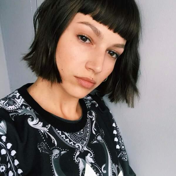 L'actrice est très active sur Instagram