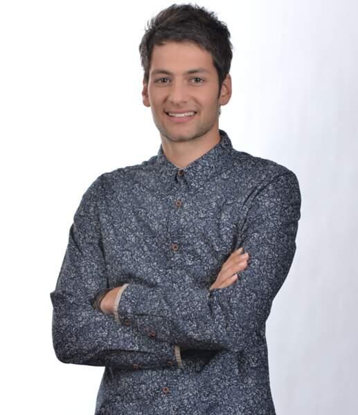 Ezra, 20 ans, Jujols (66)