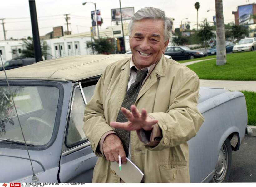 Columbo. La peugeot 403 a été vendue par les studios Universal à une famille américaine de l'Ohio