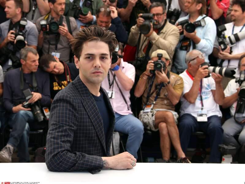 Le jeune réalisateur de 27 ans n'a pas fini de faire vibrer la planète cinéma