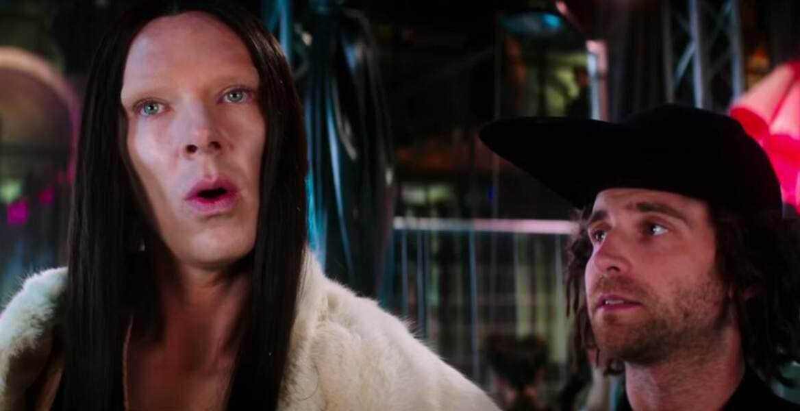 Serait-ce à l'idée de porter cette horrible perruque dans Zoolander 2 (2016) ?