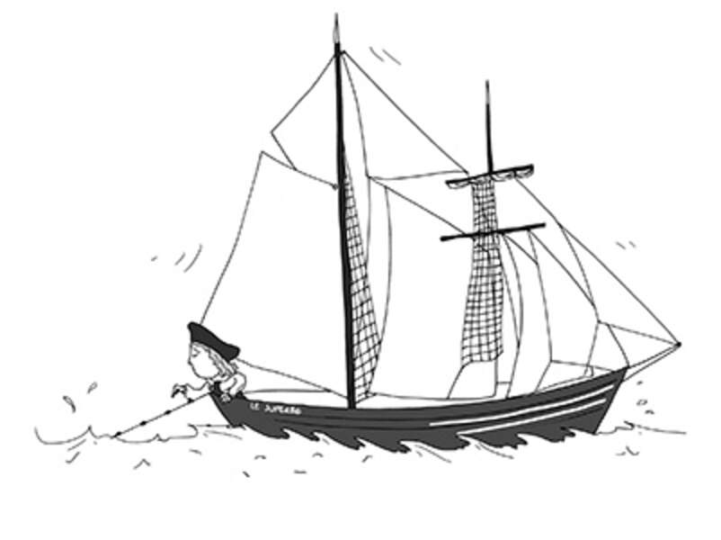 Pourquoi mesure-t-on la vitesse des bateaux en nœuds ?