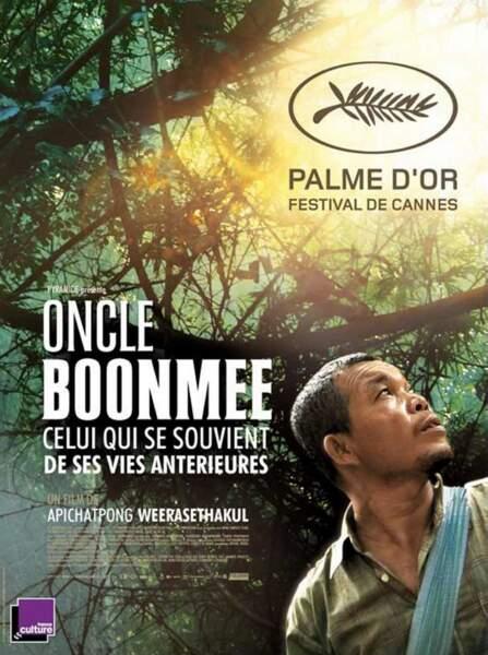 Oncle Boonmee celui qui se souvient de ses vies antérieures : c'est toujours mieux que le nom du réalisateur !
