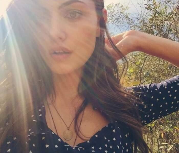 Phoebe Tonkin est très active sur Instagram.