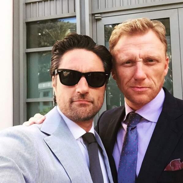 Les acteurs de Grey's Anatomy en mode soirée...