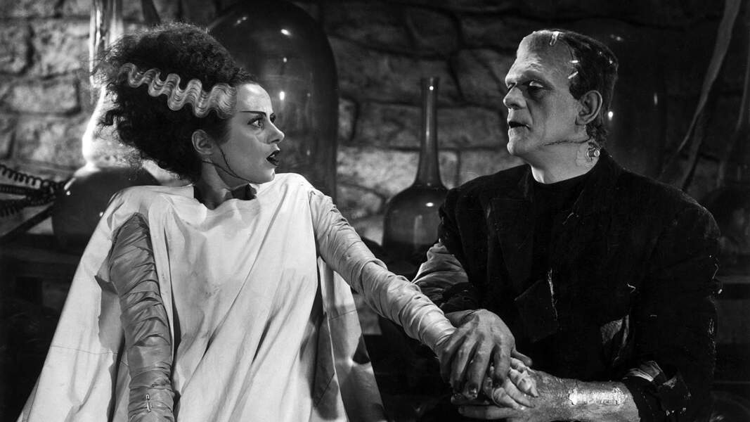 Oui, le monstre de Frankenstein peut tomber amoureux, comme dans La fiancée de Frankenstein