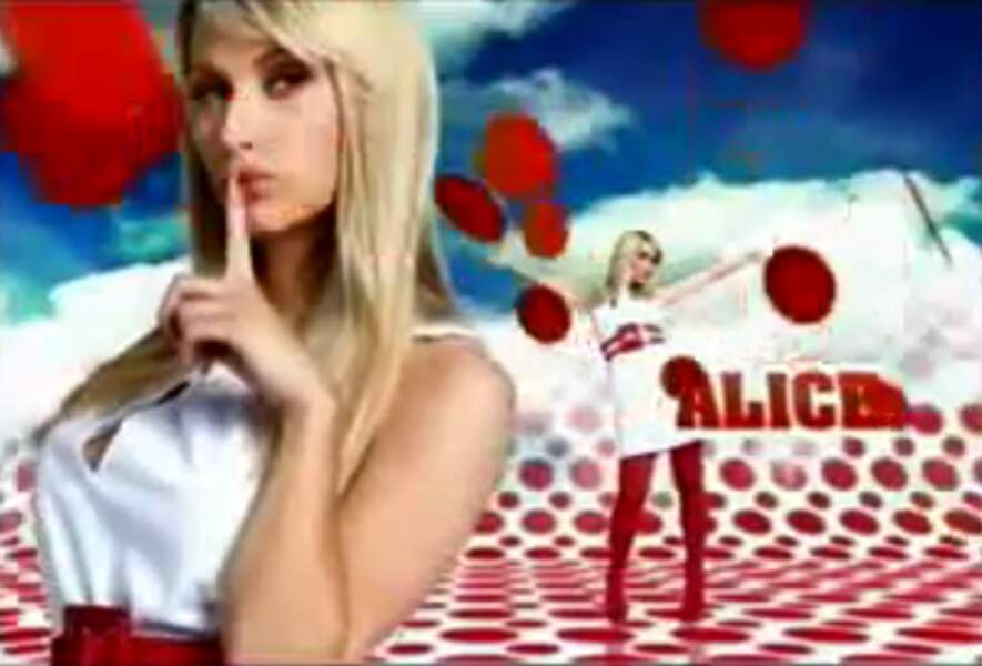 """Alice (Saison 2). Son secret : """"Nous sommes un faux couple"""" (avec Matthias)"""