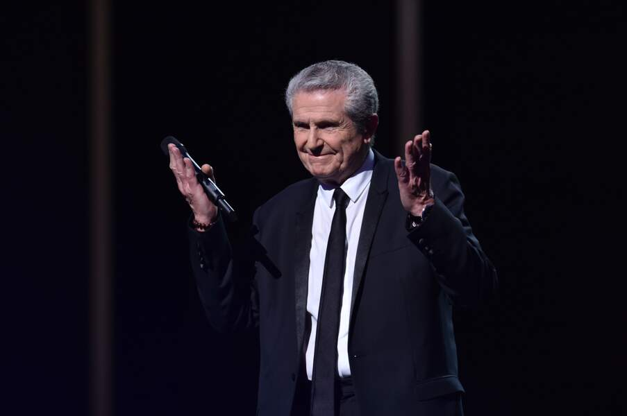 Claude Lelouch sur la scène du Châtelet