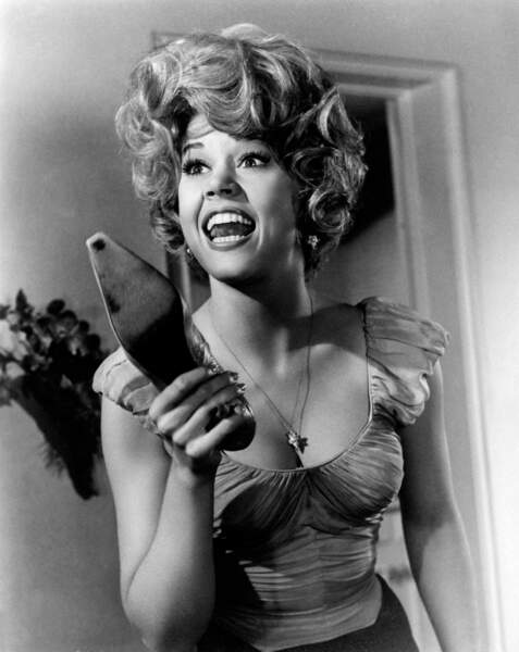 La prestation de Jane Fonda dans L'École des jeunes mariés (1962) lui vaut une nomination aux Golden Globes