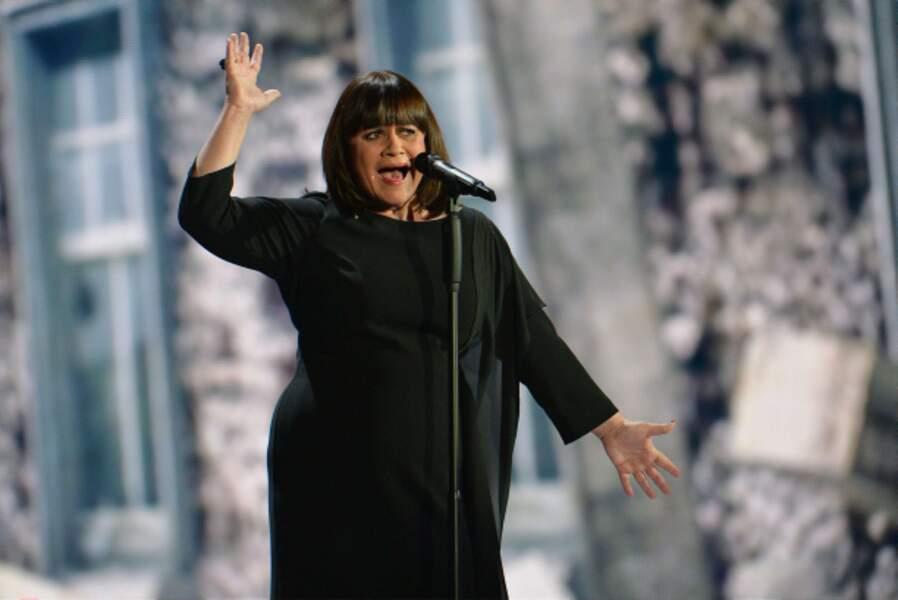 """Lisa Angell, la """"voix"""" française"""