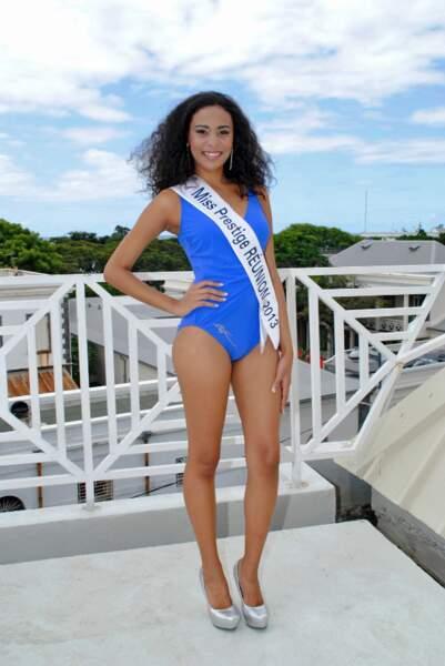 Sloann Barbin, Miss Prestige Réunion 2013