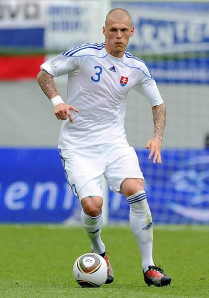 Martin Škrtel (Slovaquie)
