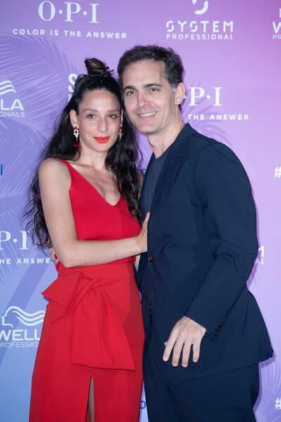 Deux années de suite, ils sont venus ensemble au Festival de télévision de Monte-Carlo