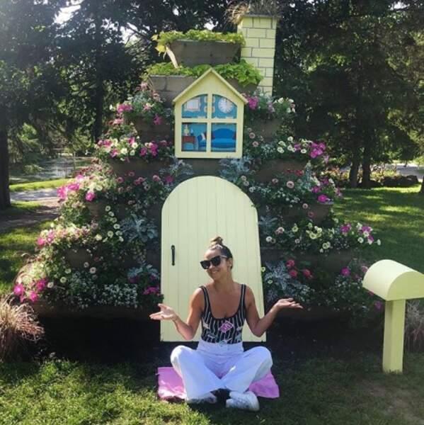 Et bonne nouvelle : Denitsa Ikonomova a enfin trouvé la maison de ses rêves au Canada !