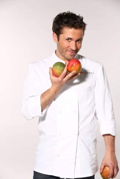 Julien DUBOUE, candidat de Top Chef 5