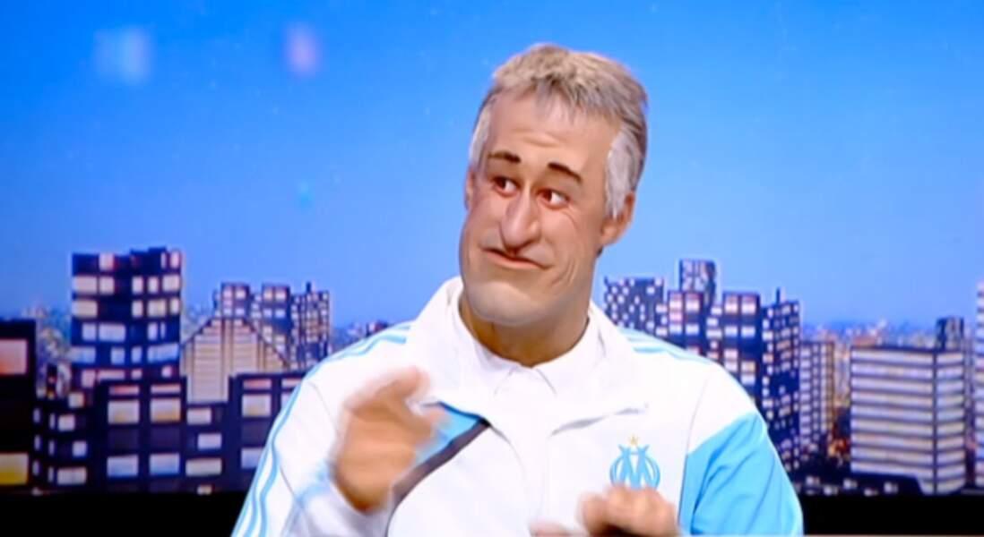 Dede la Sardine, surnom de Didier Deschamps.