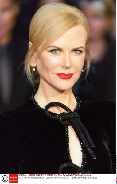 A 49 ans, Nicole Kidman est toujours aussi somptueuse