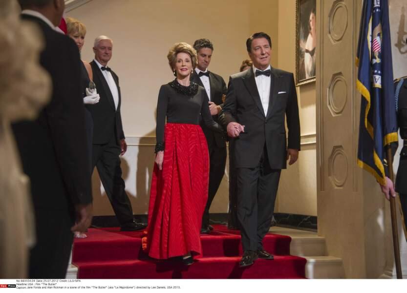 En 2013, Jane Fonda décroche un rôle dans l'excellent film Le Majordome, de Lee Daniels