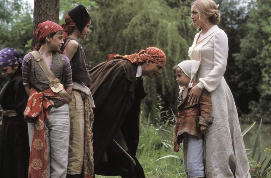 Neverland (2004) : L'histoire de J.M Barrie, le créateur de Peter Pan interprété par Johnny Depp