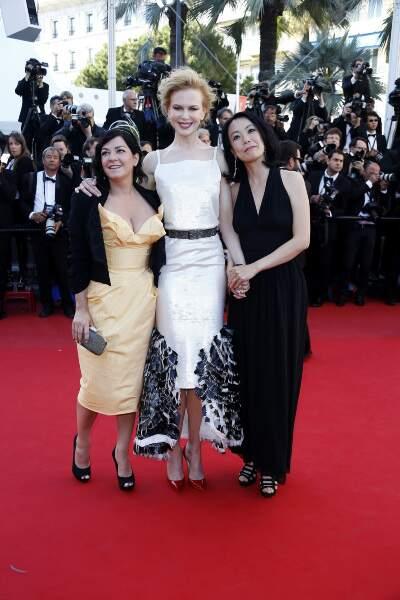 Trois copines à Cannes !