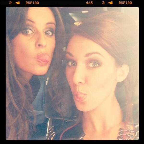 Le selfie stupide avec deux Miss France