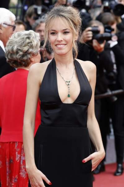 L'actrice, qui vient de quitter Clem, espère-t-elle se faire remarquer par Tarantino ou DiCaprio ?