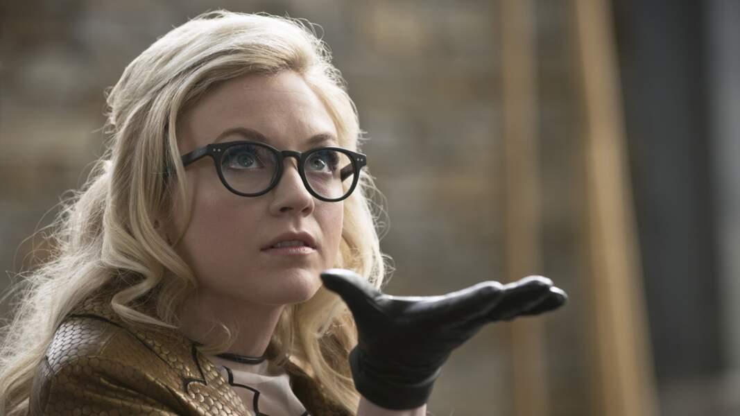 Mais depuis, Emily Kinney a été guest dans la série Flash