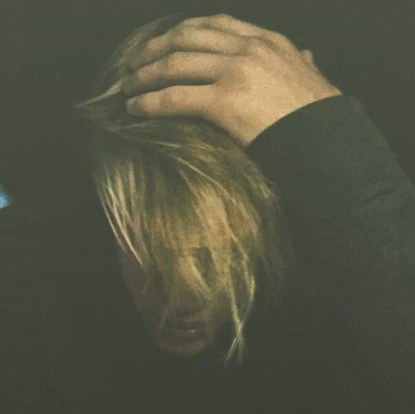 ... Pendant que Justin Bieber a fait mine de retrouver sa mèche d'antan.