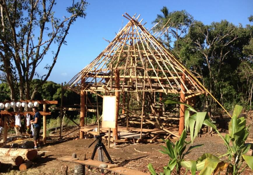 Les candidats devront construire un lieu d'accueil pour les enfants de l'île