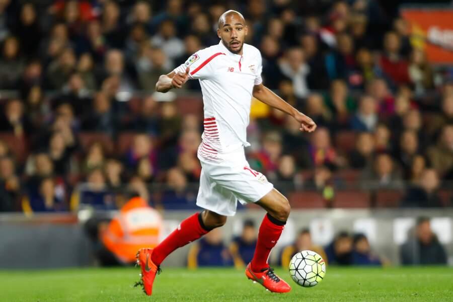 Milieu de terrain, Steven N'Zonzi est bien plus qu'un espoir pour le FC Séville